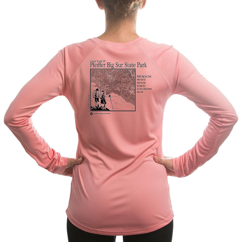Amazon.com: American Backcountry Mujer Pfeiffer Big Sur ...