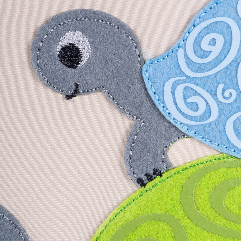 13 x 13 x 13 Books Sheep Cube Organizers Clothing DII Nursery Storage Bins for Toys w//Lid