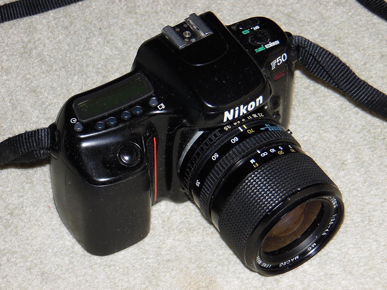 Fotos Nikon F50 incl. Lente Exakta 28 – 70 mm 1: 3.5 – 4.5 MC Lens ...
