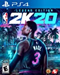 Nba 2K20 Legend Edition - PlayStation 4