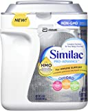 Similac Pro-Advance Non-GMO Powder, Infant Formula with Iron with 2'-FL HMO for Immune Support, (34 Ounces), (Various Packs Available)