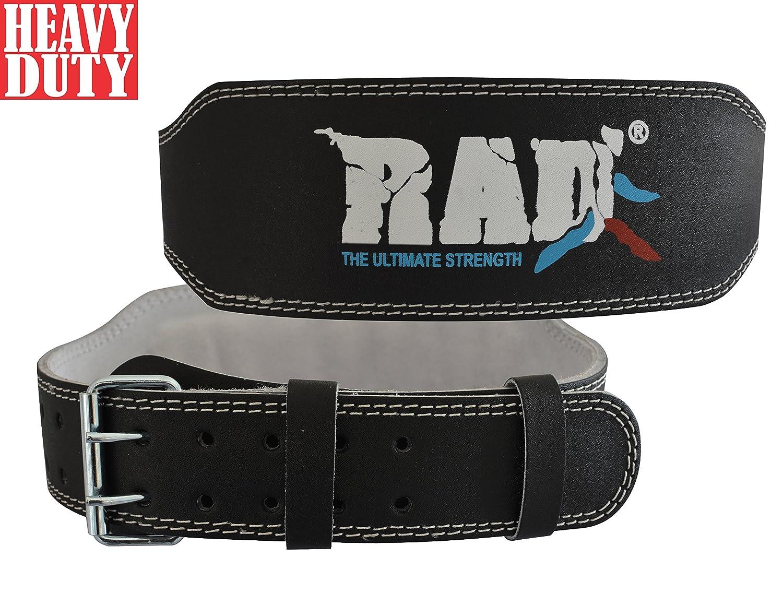 e2811e5a77814 Amazon.com  RAD Leather Belt 4