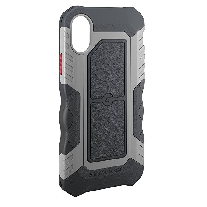 best sneakers 920e6 04d7a Amazon.com: Element Case Recon Drop Tested Case for iPhone XS / X ...