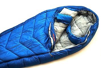 Altus Expedition Saco de dormir momia saco de dormir Groen País Extremadamente Valores Geprüft * * hasta - 30 grados * * Saco de dormir: Amazon.es: Deportes ...