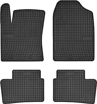 Frogum Gummi Auto Matten Fußmatten Exakter Passform 4 Teilig Hyu 0437 Auto