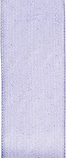 product image for Offray, Lavender Wired Edge Quest Craft Ribbon, 2 1/2-Inch x 9-Feet, 2-1/2 Inch