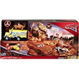 Cars 3 3 - Pista Choques Locos Mattel DXY95