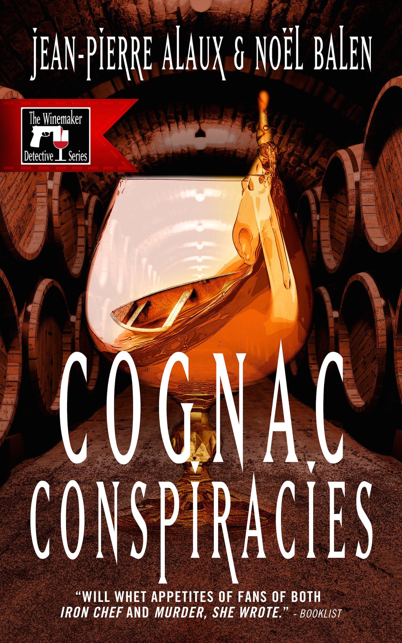 Cognac Conspiracies (Winemaker Detective) PDF