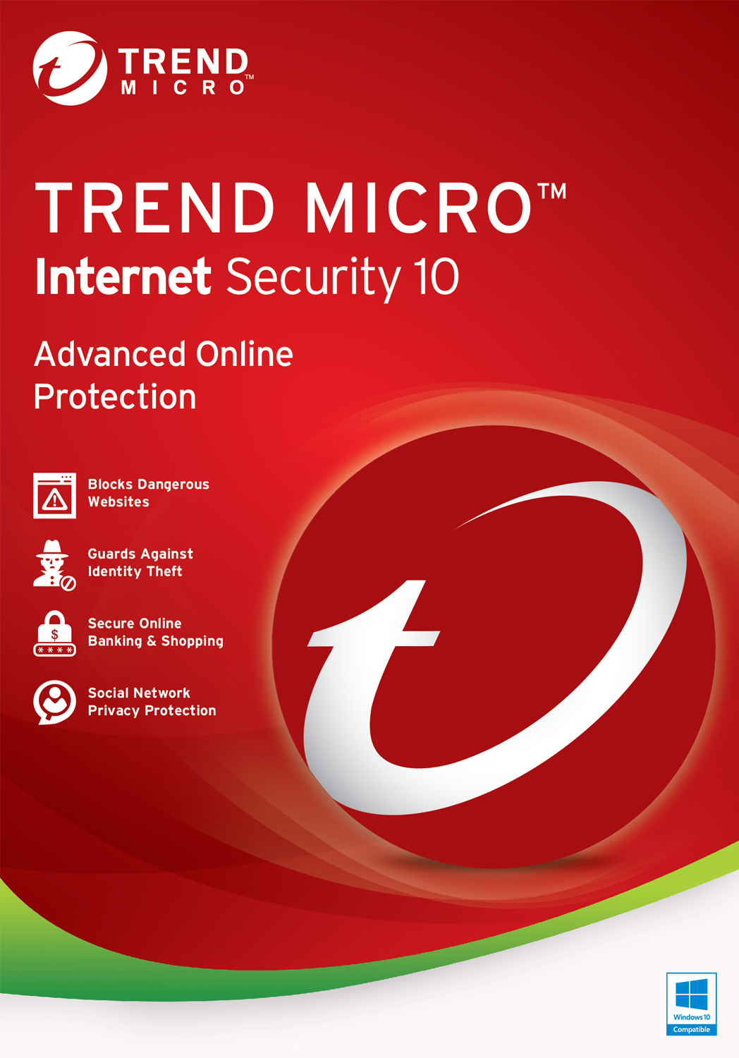 Trend Micro Internet Security 10 3 User  Download