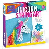 Craft-tastic – String Art Kit – Craft Kit Makes 2 Large String Art Canvases – Unicorn Edition