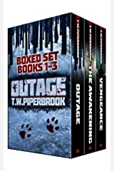 Outage Boxed Set: Books 1-3 (Outage Horror Suspense Series) Kindle Edition