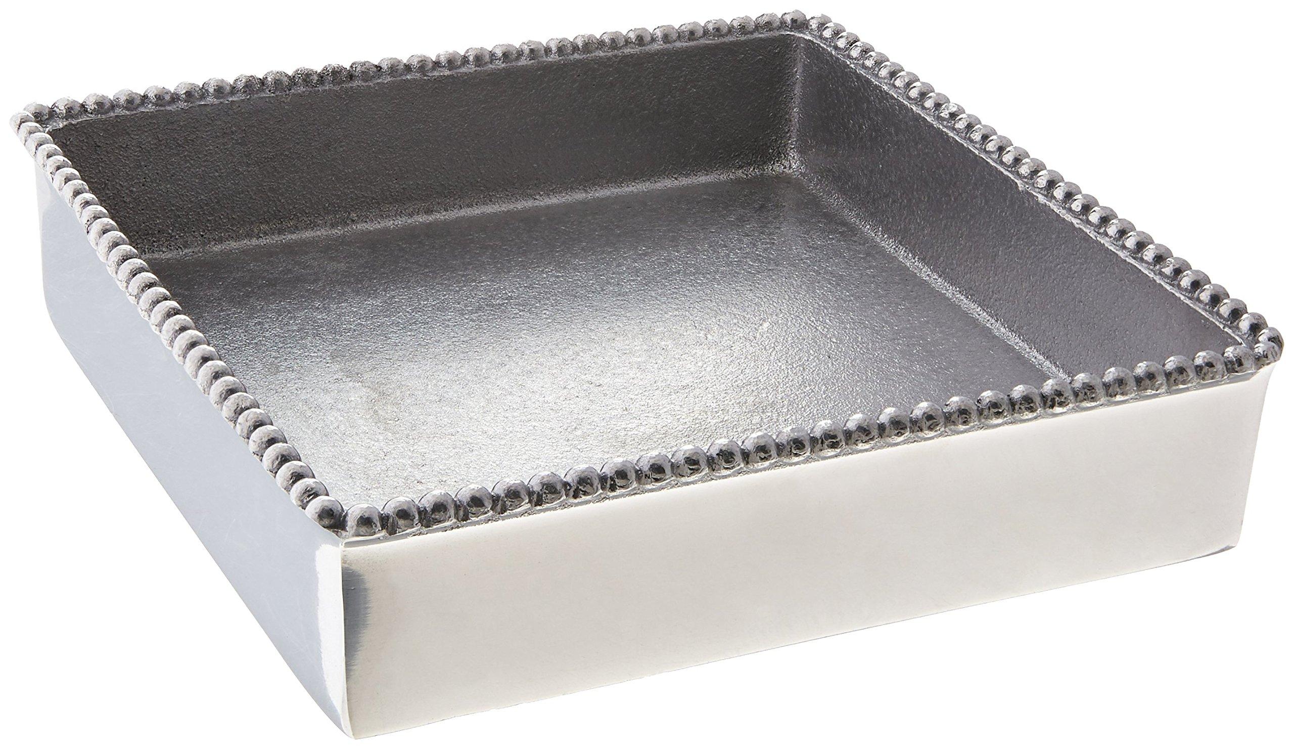 Mariposa Beaded Luncheon Napkin Box by Mariposa