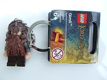 LEGO El Señor De Los Anillos: Gimli Llavero