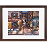 Amazon Com Masterpieces Accessories Solid Wood Frame For