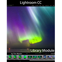 Lightroom CC: Library Module book cover