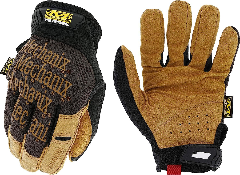 Mechanix Wear Large Women/'s FastFit Leather Work Gloves BRAND NEW