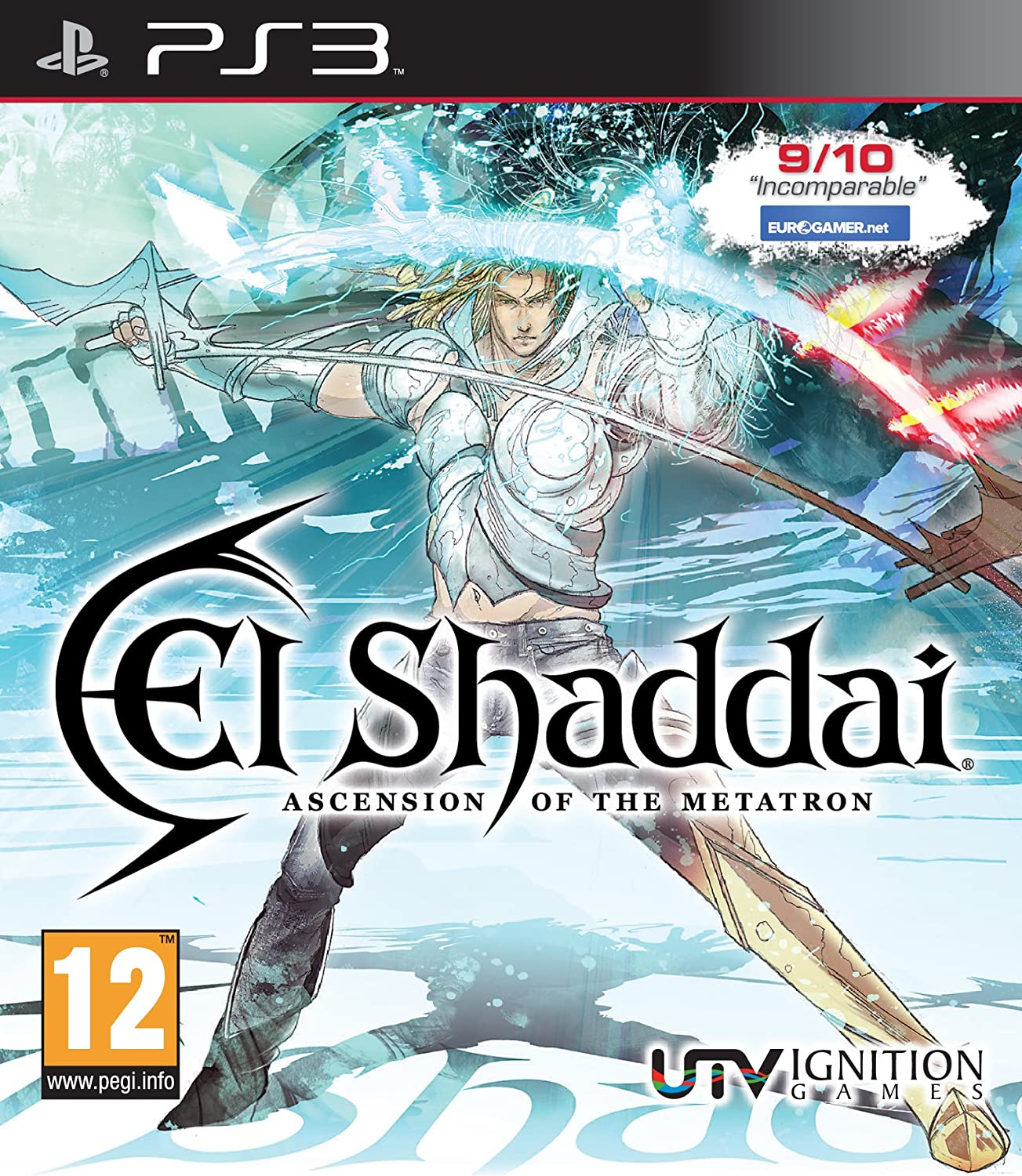 El Shaddai - Ascension of the Metatron (PS3): Amazon.co.uk: PC ...