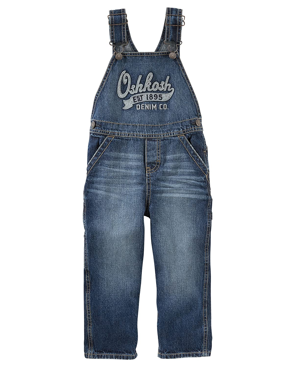 OshKosh Baby-Boys World's Best Overalls 12273411