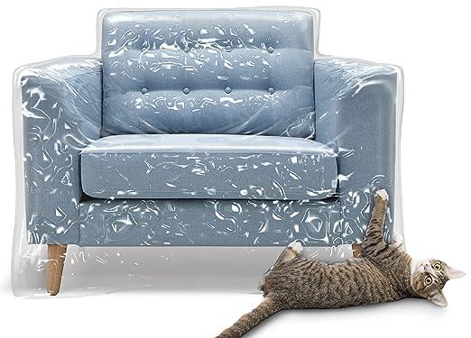 Funda de plástico para sillón reclinable, protector para los ...
