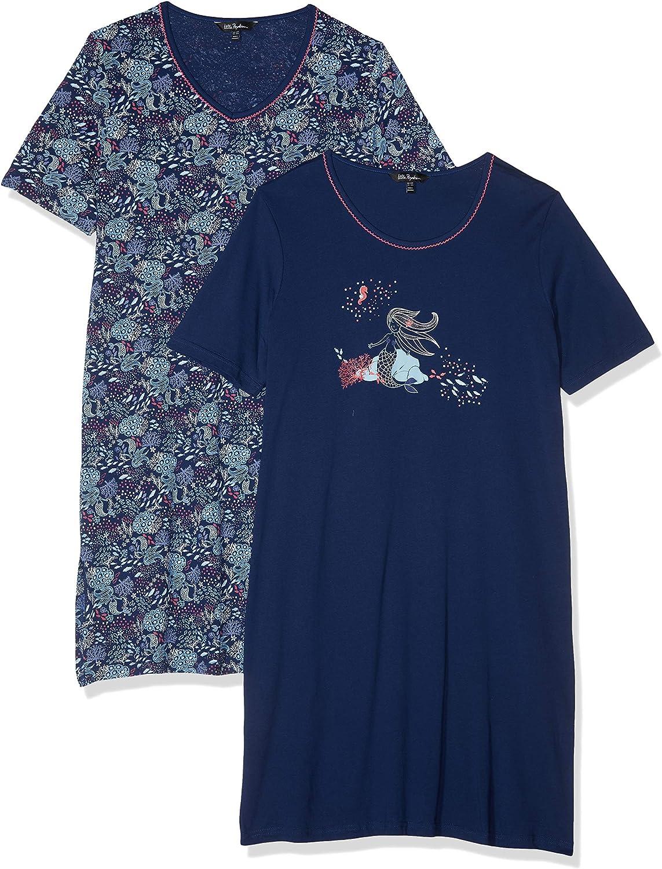 ULLA POPKEN Camicia da Notte Donna