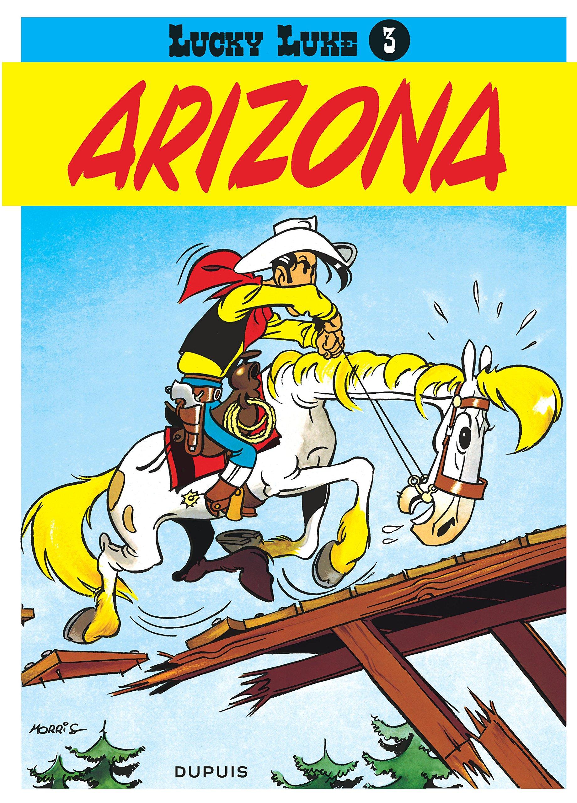 Related Book : Lucky Luke Tome 3 Arizona