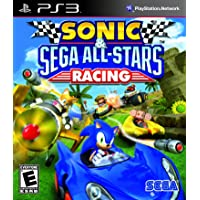 Sonic & SEGA All-Stars Racing - PlayStation 3