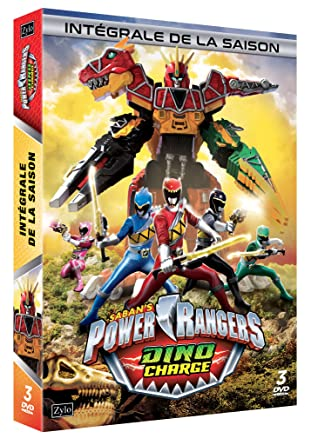 Power ranger dino charge episode 1 vf