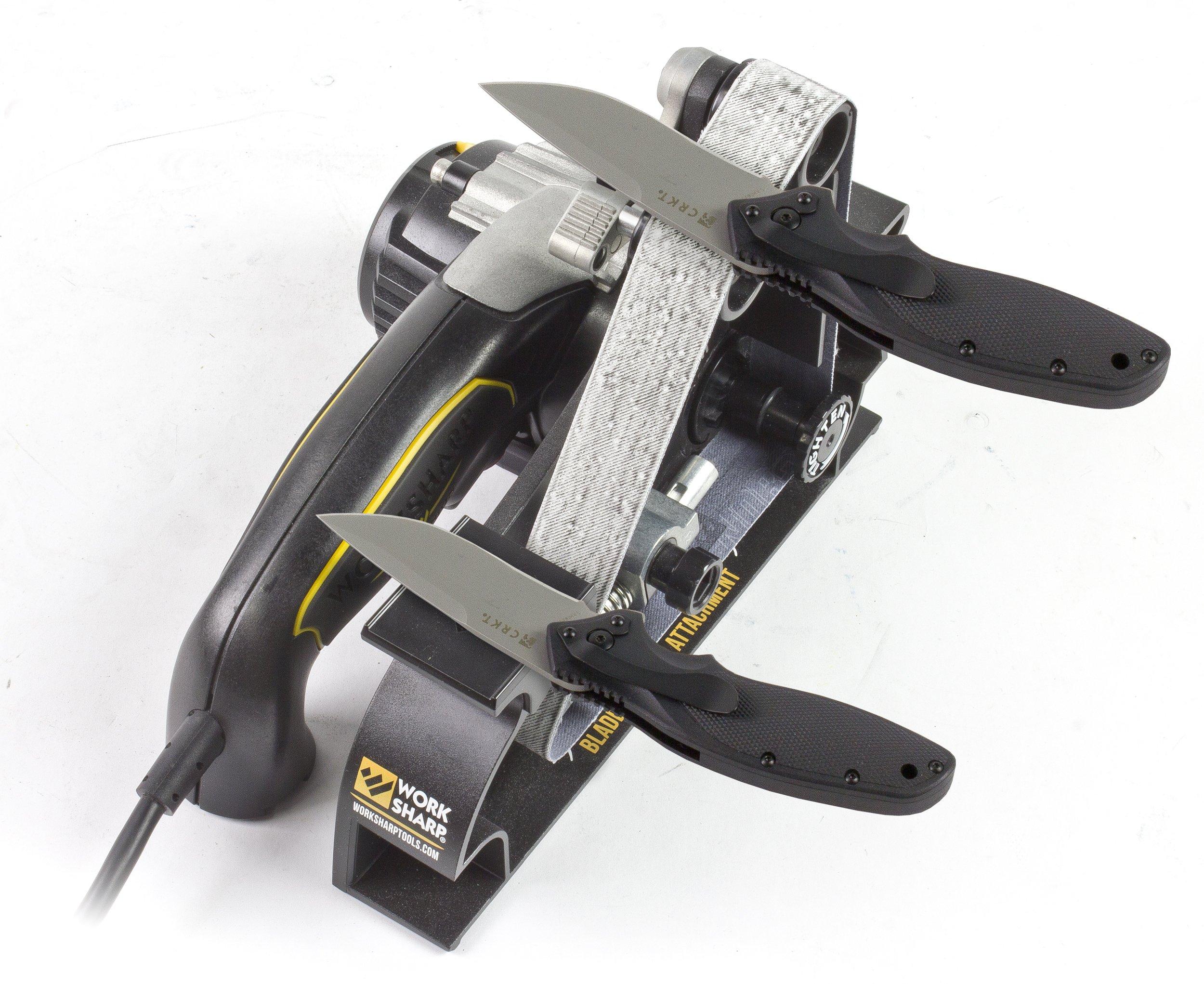 Work Sharp WSSAKO81112 Blade Grinder Attachment by Work Sharp (Image #1)