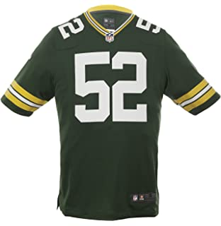 8c41d54f Nike NFL Green Bay Packers Clay Matthews Jersey Green -Sport Central is  Authentic