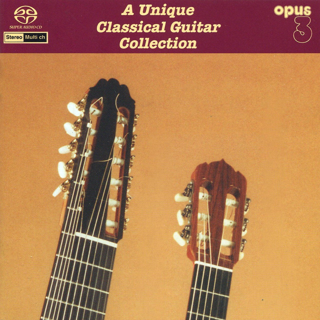 UNIQUE CLASSICAL QUITAR COLLECTION / VARIOUS