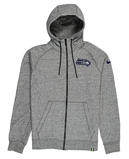 half off wide varieties various design Amazon.com : Nike Men's Seattle Seahawks Flood Full Zip ...