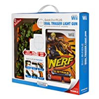 Wii Quick Shot Plus with Nerf-N-Strike - Camo - Standard Edition
