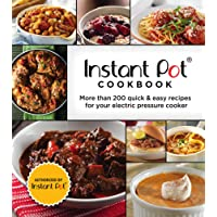 Instant Pot® Cookbook: More Than 200 Quick & Easy Recipes for Your Electric Pressure Cooker (3-Ring Binder)