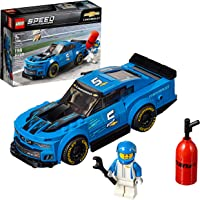 LEGO SPeed Champions Auto Deportivo Chevrolet Camaro Zl1