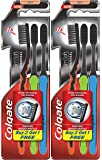 Colgate Slim Soft Charcoal Toothbrush (Buy 2 Get 1)