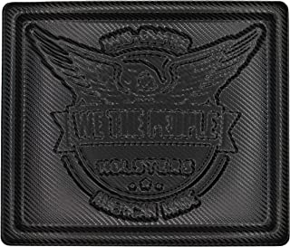 product image for We The People Holsters - Custom Logo EDC Kydex Dump Tray - Personalised Valet Tray for Men - EDC Organizer and Catch-All for Everyday Carry - Keys - Change - Phone (Carbon Fiber)