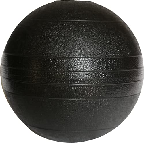 j fit Dead Weight Slam Ball for Strength Conditioning WODs, Plyometric and Core Training, and Cardio Workouts – Available in Many Weights and Styles
