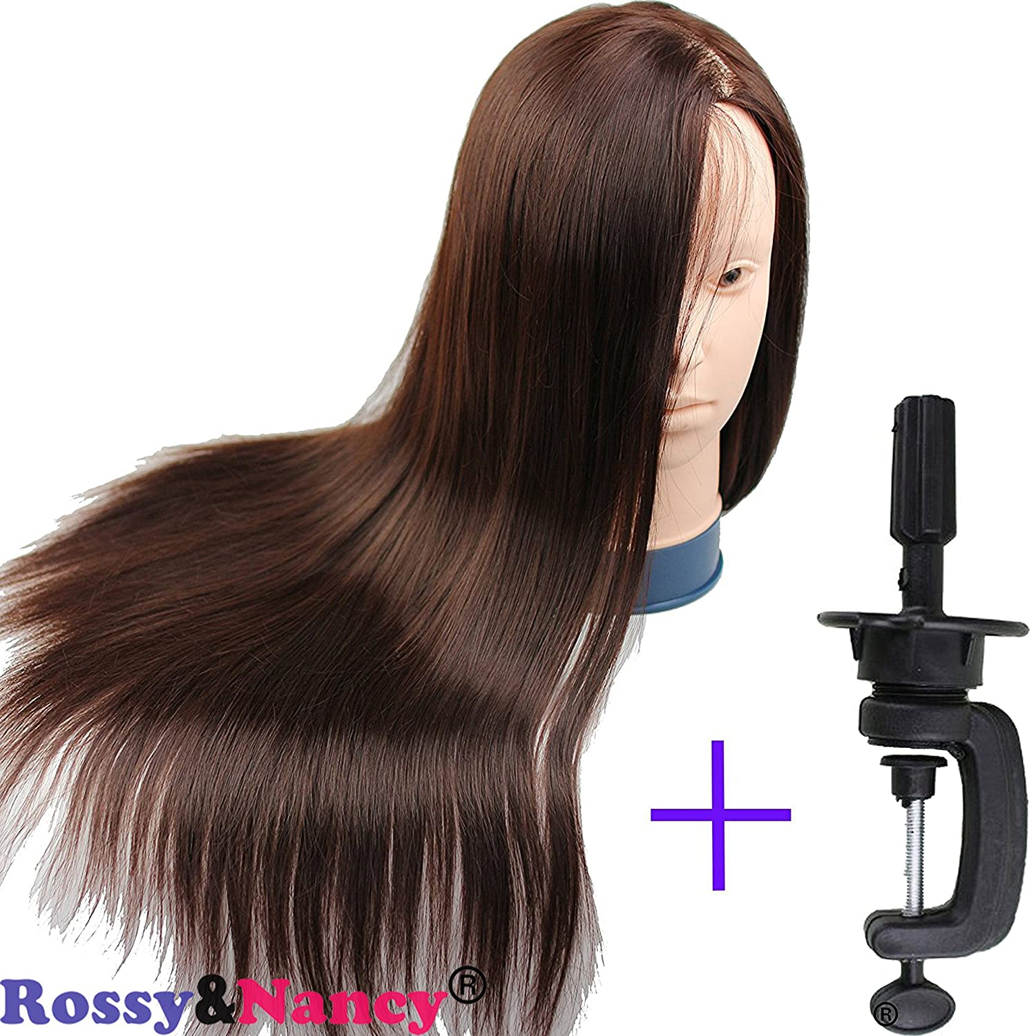 Amazon Com Rossy Nancy Cosmetology Mannequin Manikin Training Head