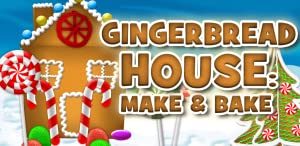 Gingerbread House: Make & Decorate! by Beansprites LLC