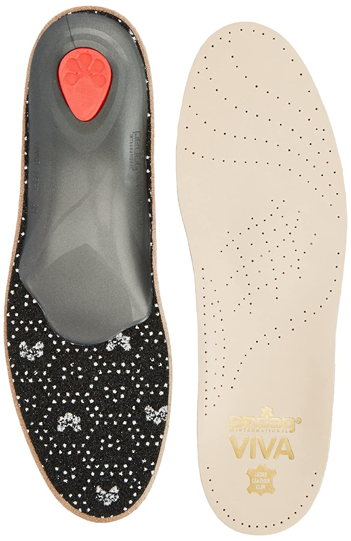 Pedag Viva Leather Foot Support Insoles-UK 7 B004Q8NDTC 41 M EU