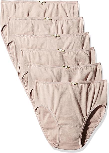 AVET 3267 Braguita algodon Pack x 6, Mujer: Amazon.es: Ropa y accesorios