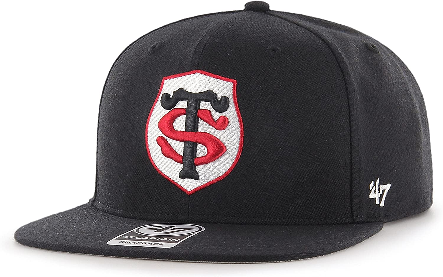 Taille réglable 47 BRAND Collection officielle Toulouse Casquette rugby STADE TOULOUSAIN