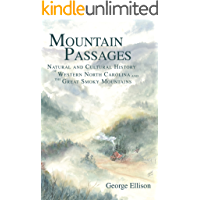 Mountain Passages: Natural and Cultural History of Western North Carolina and the Great Smoky Mountains (Natural History… book cover