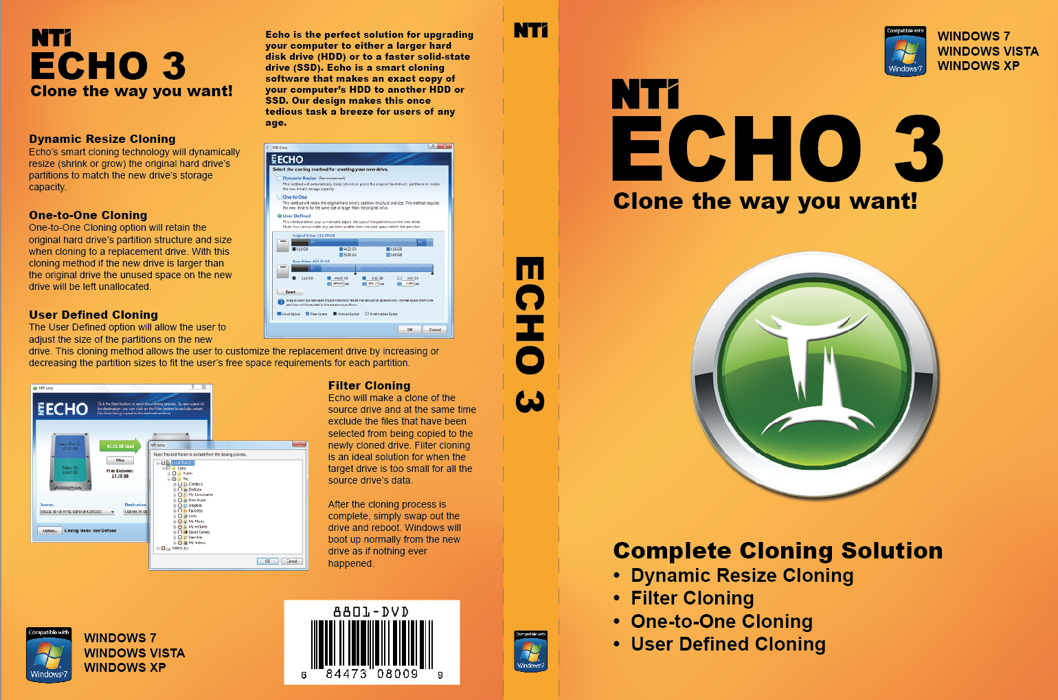 nti echo 3 product key