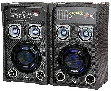 Review QFX BT-3000 Pro Pa