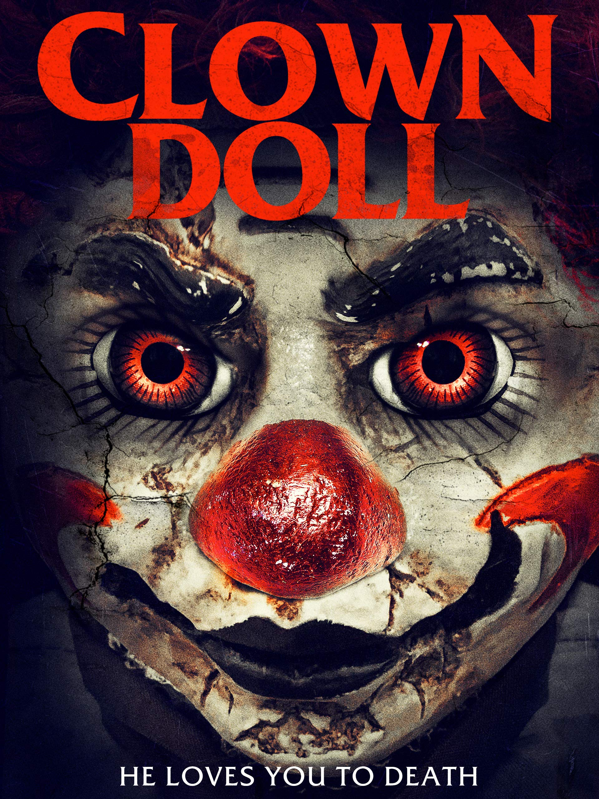 Amazon.de: Clown Doll - He loves you to Death ansehen