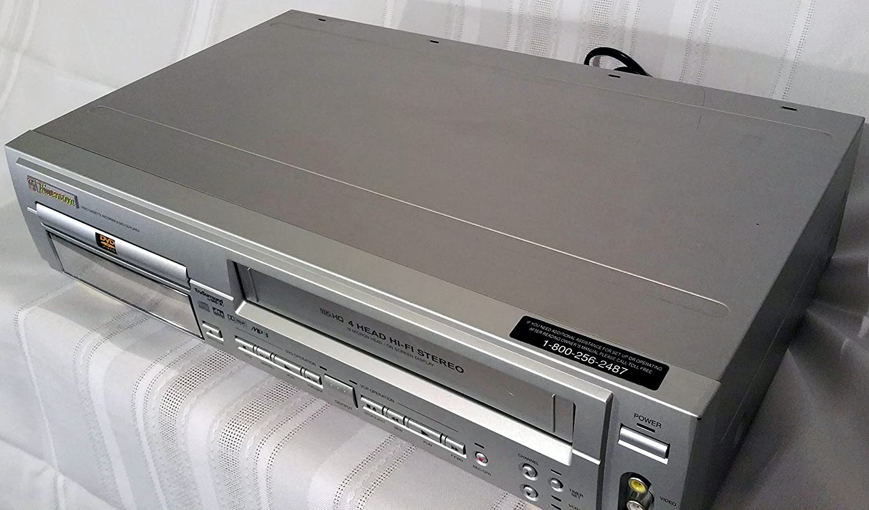amazon com emerson ewd2202 dual deck dvd vcr combo electronics rh amazon com DVD VCR Combo Player VCR DVD Combo Sale