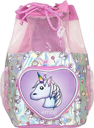 Kids Unicorn Shoe//swim Bag