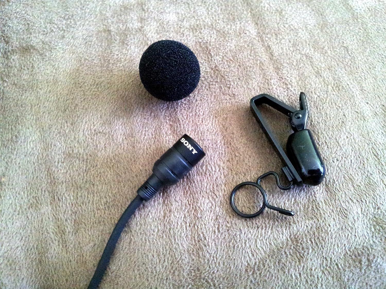 Best Sony Lavalier Mic_audiowavegeek