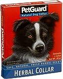 PetGuard Herbal Dog Collar (Pack of 6)